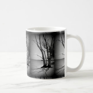 Dead Tree by the Sea Coffee Mug