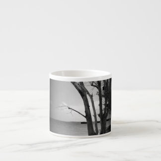Dead Tree by the Sea Espresso Cup