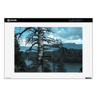 """Dead Tree In Lake Tahoe Skin For 13"""" Laptop"""