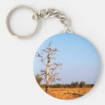dead tree keychains