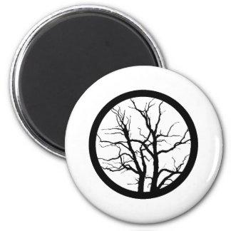 Dead Tree Magnet