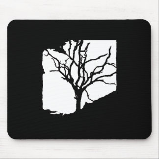 Dead Tree Mouse Pad