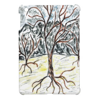 Dead Tree Sketch Case For The iPad Mini