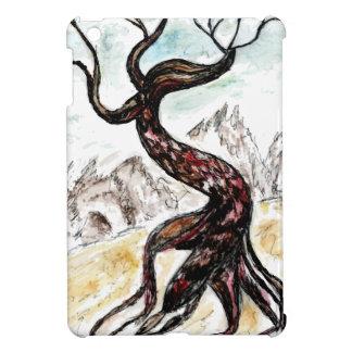 Dead Tree Sketch iPad Mini Covers