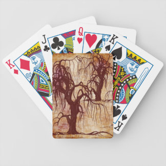 DEAD TREES BICYCLE CARD DECK