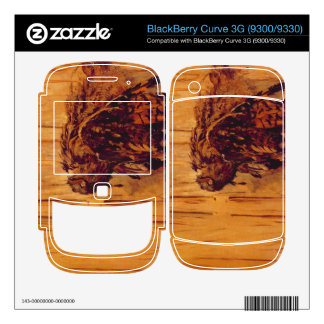 Dead Uhu by Edouard Manet BlackBerry Curve 3G Skin