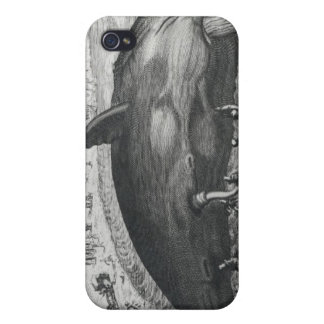 Dead whale iPhone 4/4S cover