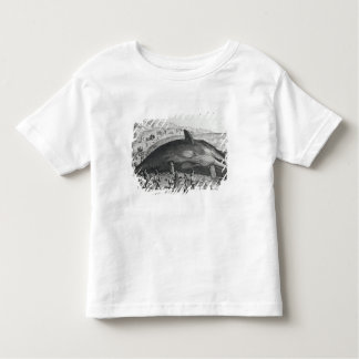 Dead whale toddler t-shirt