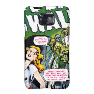 Dead Who Walk - Vintage Zombie Horror Galaxy SII Cover