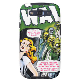 Dead Who Walk - Vintage Zombie Horror Samsung Galaxy SIII Cover