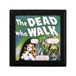Dead Who Walk - Vintage Zombie Horror Gift Boxes