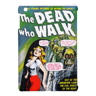 Dead Who Walk - Vintage Zombie Horror Case For The iPad Mini