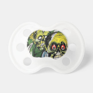 Dead Who Walk - Vintage Zombie Horror Baby Pacifiers