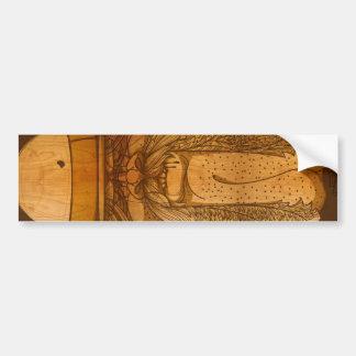 Dead Wood 2 Car Bumper Sticker