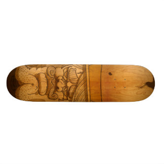 Dead Wood Skateboard Deck