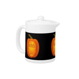 Deadful Haloween Teapot