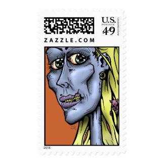 Deadgirl-blu Postage