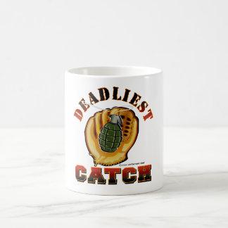 Deadliest Catch Classic White Coffee Mug