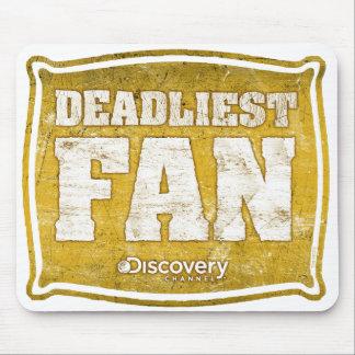 Deadliest Fan Mousepad
