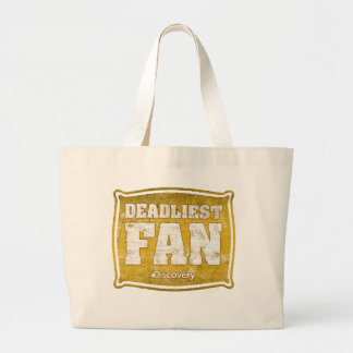 Deadliest Fan Tote