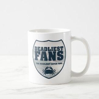 Deadliest Fans Mug