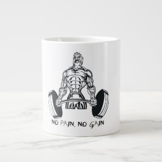 DEADLIFT MUG