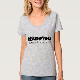Deadlifting Camisas