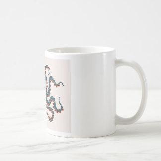 Deadline octopus coffee mug