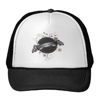 DEADLINE THAT -  DESIGN BY ROSE DEVINE TRUCKER HAT