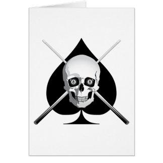 Deadly Billiards Ace Card