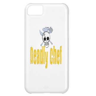 Deadly Chef iPhone 5C Cover