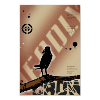 Deadly Crow Poster