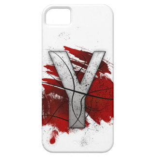 Deadly Design Monogram Letter Y iPhone SE/5/5s Case