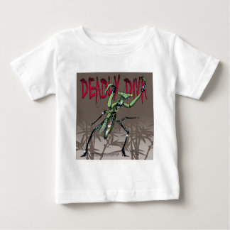 Deadly Diva Baby T-Shirt