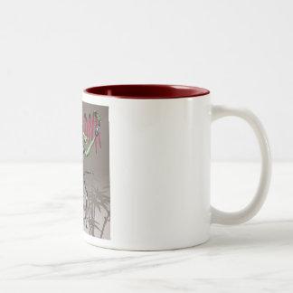 Deadly Diva Two-Tone Coffee Mug