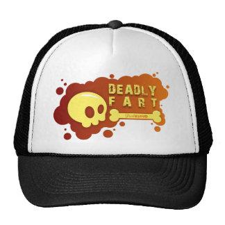 Deadly Fart Trucker Hat