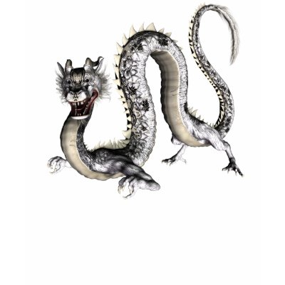 Another great tattoo Asian dragon 3D style graphic on our best t shirts