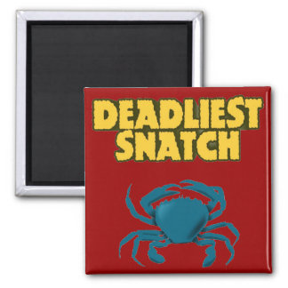 Deadly Refrigerator Magnet