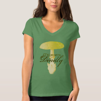 Deadly Mood Death Cap Toadstool T-Shirt
