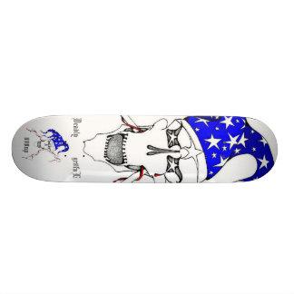 Deadlygr8ful Skateboard Deck