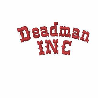 Deadman INC Embroidered Hooded Sweatshirt