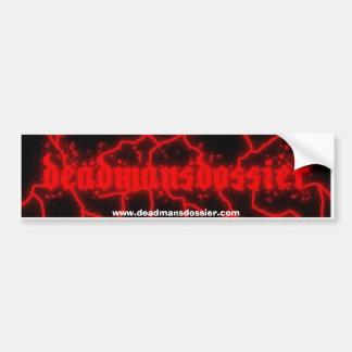 deadmansdossier sticker
