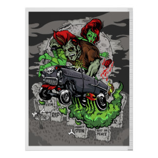 Deadmeat Posters