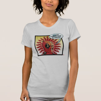 Deadpool Common Sense T Shirt