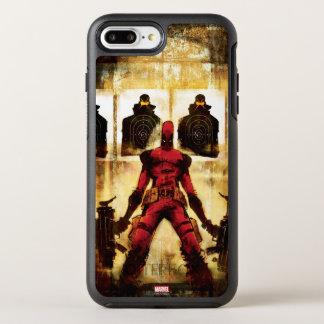 Deadpool Firing Range OtterBox Symmetry iPhone 7 Plus Case