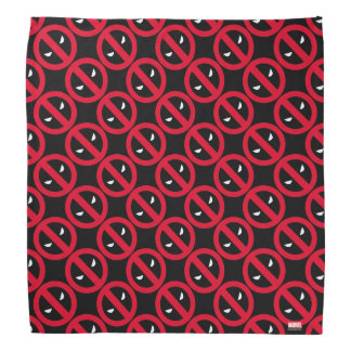 Deadpool Logo Bandana