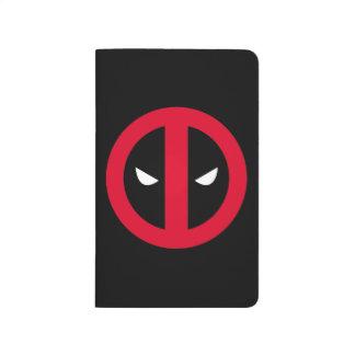 Deadpool Logo Journal