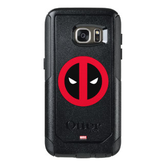 Deadpool Logo OtterBox Samsung Galaxy S7 Case
