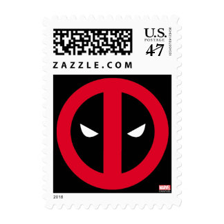 Deadpool Logo Postage