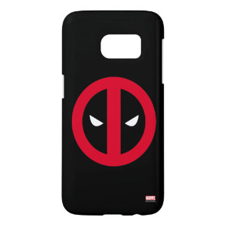 Deadpool Logo Samsung Galaxy S7 Case
